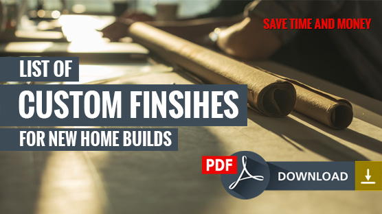 DOWNLOAD OUR LIST OF CUSTOM FINISHES